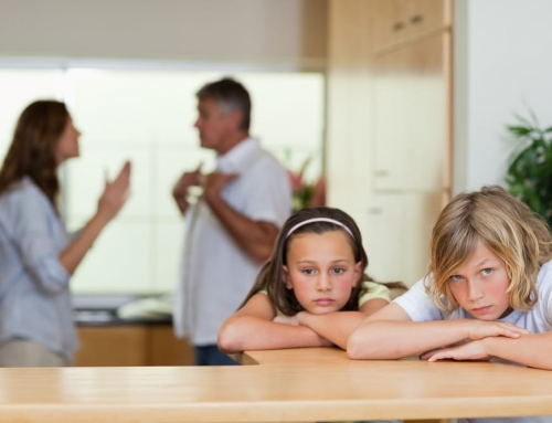 When Staying Together Is Worse For Children Than Divorce